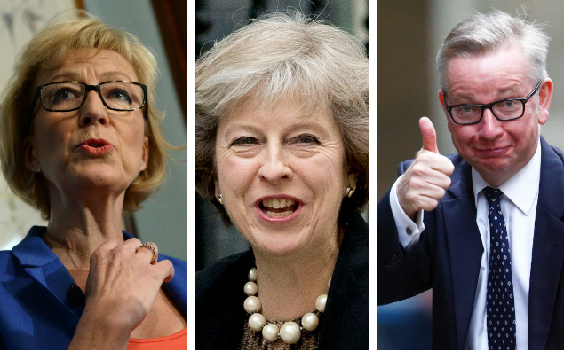 Gove must win the minds of Leadsom's supporters for the good of the Party and theCountry.