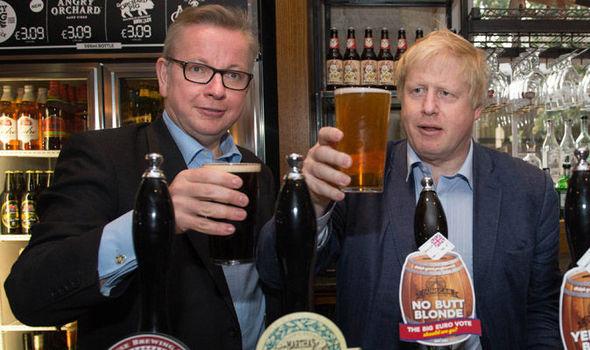 Michael Gove is a hero, not a villain. Boris knifedhimself.
